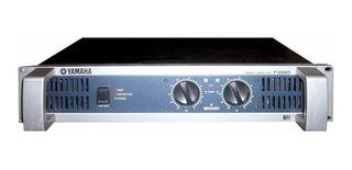 Amplificador Potencia Yamaha P-5000s 2x750w 4oh En Cuotas