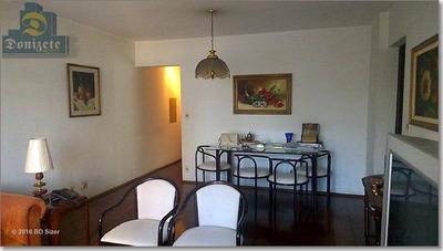 Apartamento Com 3 Dormitórios À Venda, 106 M² Por R$ 560.000 - Vila Assunção - Santo André/sp - Ap3632
