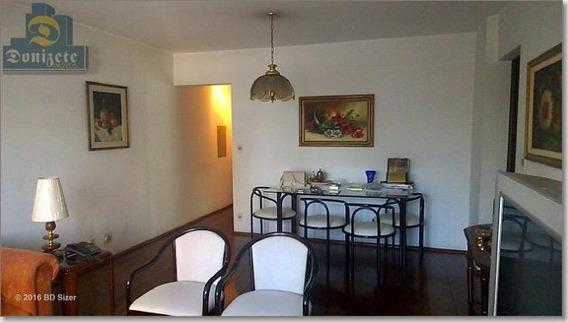 Apartamento À Venda, 106 M² Por R$ 558.000,00 - Vila Assunção - Santo André/sp - Ap3632