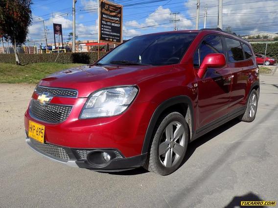 Chevrolet Orlando Lt 2.4cc At Aa