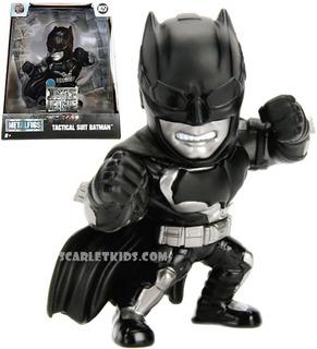 Batman Figura Metals 4 PuLG Diecast Jada Metalfigs Scarlet