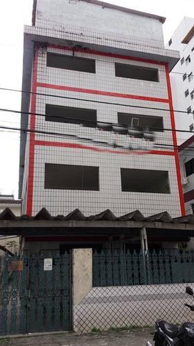 Prédio No Centro De São Vicente , Precisa De Uma Reforma , Documentação Toda Regular.  Área Total: 1.284,38 M² - Hm3381