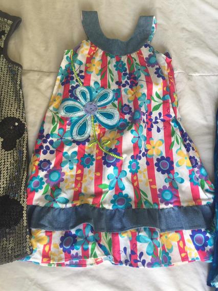 Vestidos Niña Epk Talla 3 4 6 En