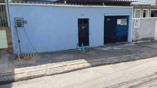 Imagem 1 de 23 de Casa Com 4 Dormitórios À Venda, 134 M² Por R$ 180.000,00 - Campo Grande - Rio De Janeiro/rj - Ca0208