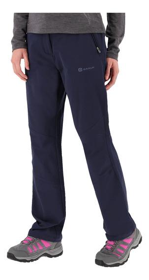 Pantalón Banuk Campismo Yuba Ii Sth Mujer Azul