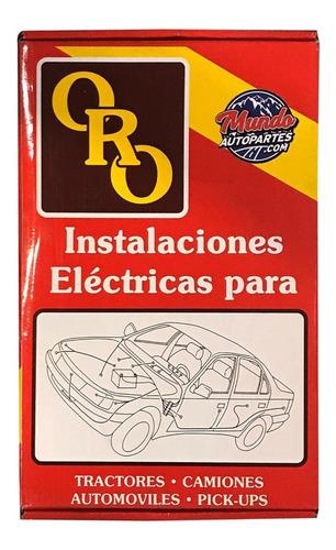 Instalacion Electrica Chevrolet C10 Motor Perkins Con Altern