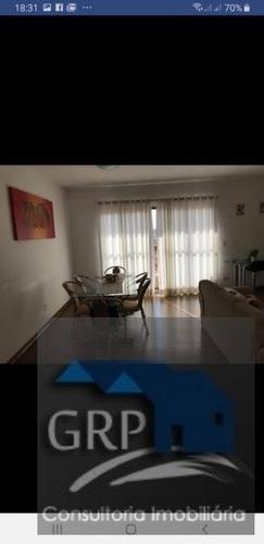 Apartamento Para Venda Em Santo André, Vila Pires, 3 Dormitórios, 1 Suíte, 2 Banheiros, 2 Vagas - 6852_1-1246291