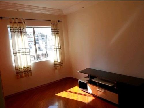 Imagem 1 de 8 de Apartamento Para Venda, 2 Dormitório(s) - 7406