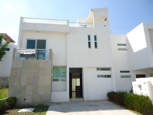 Imagen 1 de 14 de Casa En Renta En El Mirador