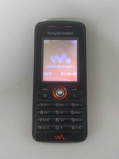 Celular Sony Ericsson W200iUsado Funcionando