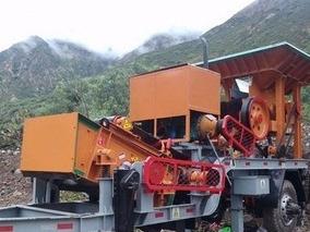 Planta Trituradora Completa, 30 Tons/hora.