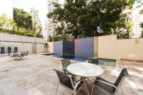 Imagem 1 de 19 de Ref: 10.324 Lindo Apartamento Com 240 M² 4 Dorms,( 2 Suítes), 3 Vagas No Bairro Santa Cecília,. Área De Lazer Completa. Ótima Localização. - 10324
