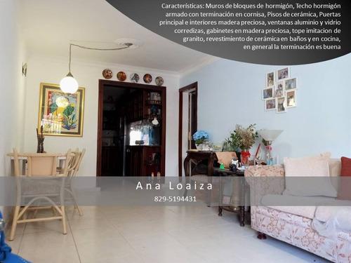 Oportunidad Apartamento 2 Hab  Venta Bella Vista