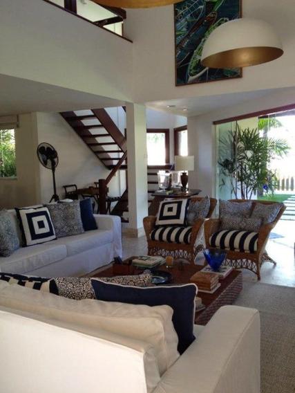 Casa Em Condominio 5 Quartos Sendo 4 Suítes 483m2 Em Interlagos-camaçari - Iur357 - 34078332
