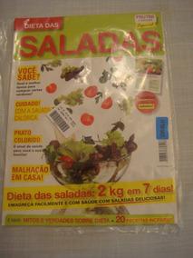 Revista Dieta Das Saladas Frutas E Saude