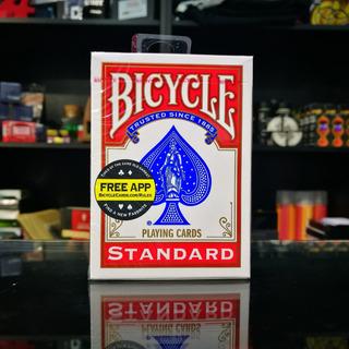Naipes Bicycle Standard Roja - Especiales Para Magia