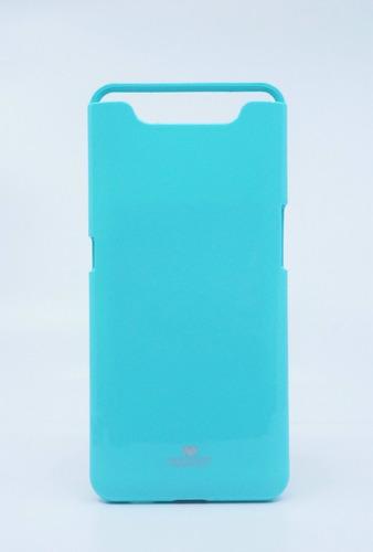 Funda Galaxy A80 Mercury Goospery Pearl Jelly Case