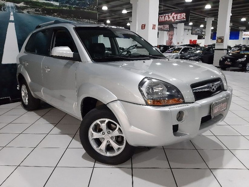 Hyundai Tucson 2.0 Mpfi Gls 16v 143cv 2wd 2015