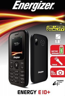 Telefono Energizer E10+ Doble Camara Liberados Nuevos Tienda