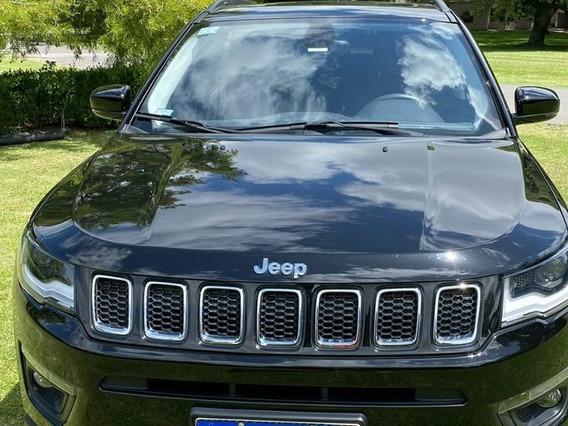 Jeep Compass 2.4 Longitude Plus 4 X 4 At 9