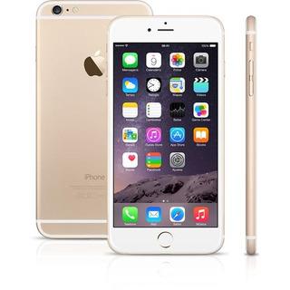 Apple iPhone 6 Plus 64gb Lacrado 4g Wi Fi Dourado Ouro 5.5