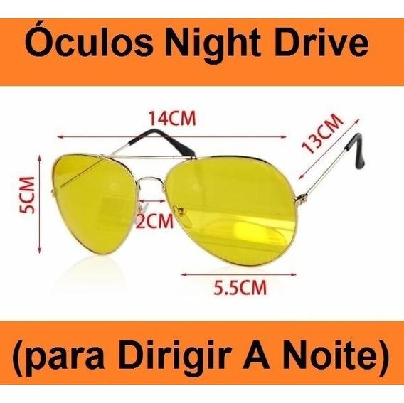 Óculos Night Drive (para Dirigir A Noite)