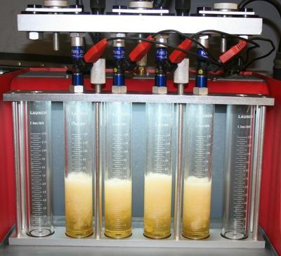 Limpieza Inyectores Ultrasonido Bencineros