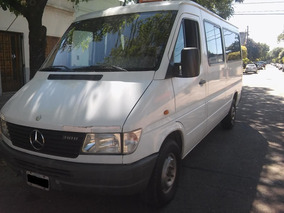 Mercedes Benz Sprinter 11+1 1999-unico Dueño