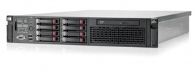 Servidor Hp Proliant Dl380 G7 2 Xeon E5620 Sas 600gb 32g