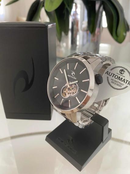 Relógio Rip Curl Detroit Automático Silver