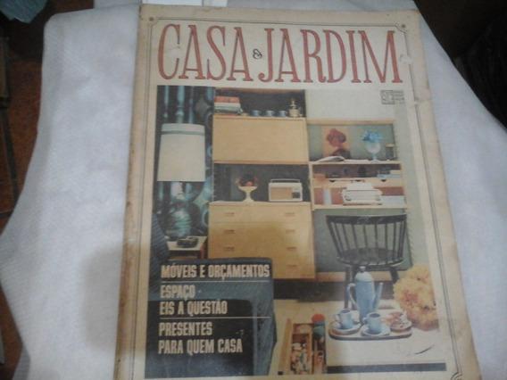 Revista Casa & Jardim 1967 O Pintor Fernando Lopes