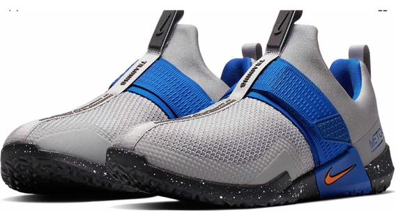 Tenis Nike Metcon Sport Gris/azul 27 Cm