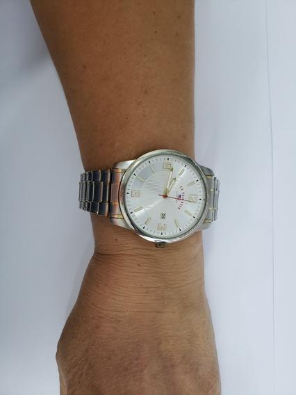 Relógio Unissex Polo Assn - Original