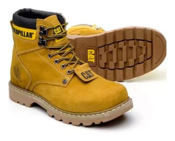 Sapato Bota Caterpillar Original Confortável