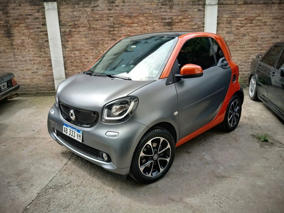 Smart Fortwo 1.0 Play 2017