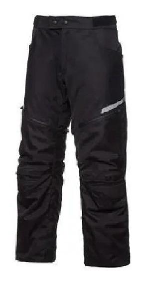 Pantalón Moto Cordura Nto Fuse Negro - Lavalle Motos
