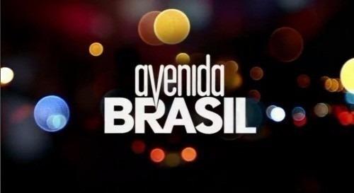 Novela Avenida Brasil E, 20 Dvds, Novelas Em Dvd Completas,