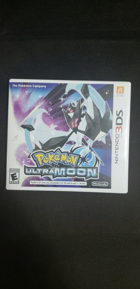 Pokémon Ultra Moon