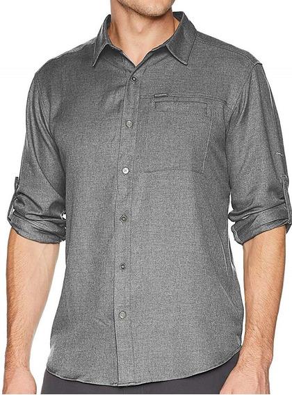 Columbia Camisa Manga Larga Para Hombre Mod Pilsner Lodge Ii