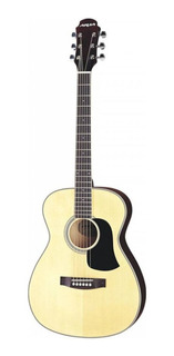 Guitarra Acustica Aria Af20 Sin Corte - Folk - Natural