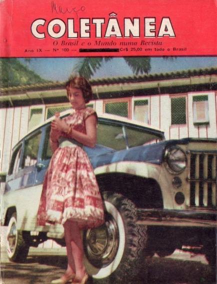 Coletanea 1960 Varig Jean Mermoz Hipnose Aimee Mcpherson
