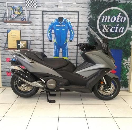 Kymco Ak 550 Lançamento 2021 - Moto & Cia