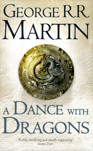 Game Of Thrones - Dance With Dragons (vol.5) - Martin George