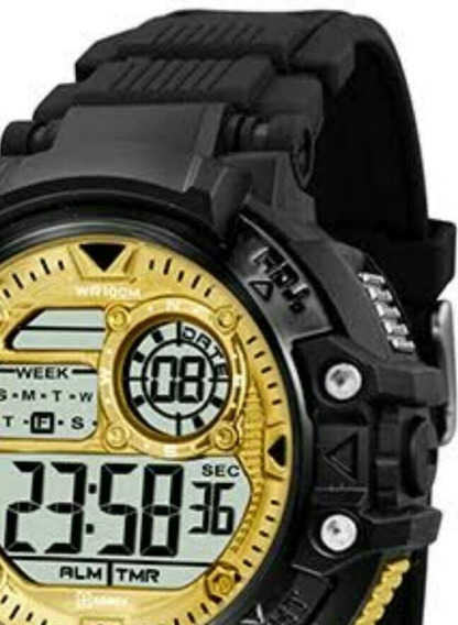 Relógio Masculino X-games Xmppd476 Digital Quartz Sport