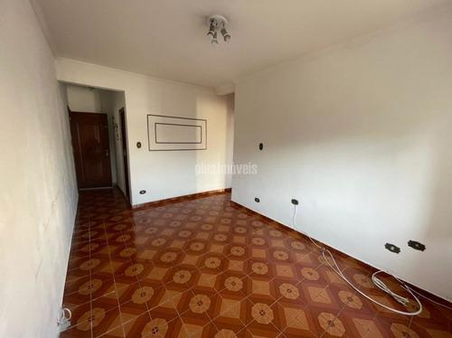 Imagem 1 de 7 de Apartamento Para Comprar Com 1 Quarto Em Aclimação-sp - Pj54589