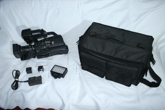 Filmadora Panasonic Fullhd Hmc-80 (85 Hrs Semi-nova)