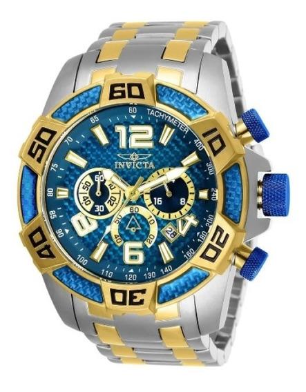 Relógio Invicta Pro Diver 25855 Vd 53 Importado E Original