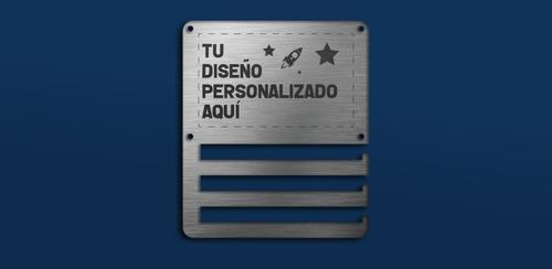 Imagen 1 de 4 de Medallero Personalizado 6x7   Portamedallas Marcado Laser