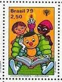 Postale Ilustração Boneco Lendo Rita.g Zignauko