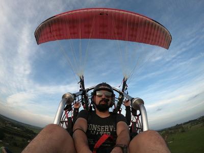 Voo Duplo De Paramotor Com Vídeo E Fotografias #bravoofly
